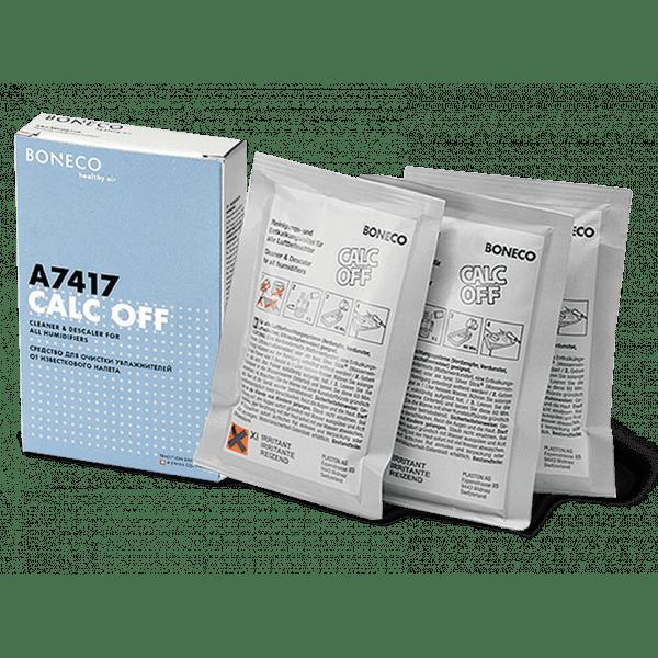 Очиститель накипи Calc Off Boneco для всех моделей (3 штуки)