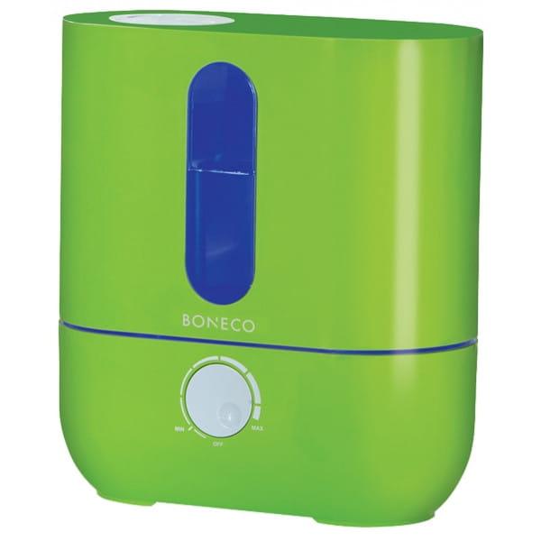 Ультразвуковой увлажнитель воздуха Boneco U201A зеленый