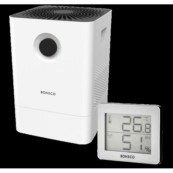 Мойка воздуха Boneco W200 + Гигрометр-термометр в подарок!
