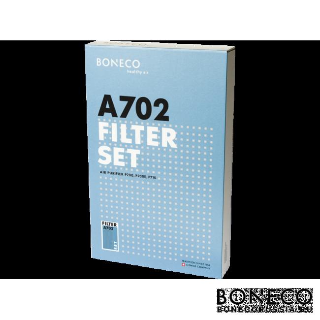 Фильтр НЕРА + Carbon Boneco А702 для моделей P700 (2 штуки)